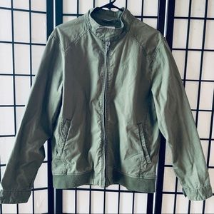Gap olive green valet jacket Sz M